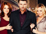 Janine, Ryan, Stacey in EastEnders