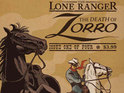 Dynamite Entertainment announces a miniseries starring classic heroes Zorro and The Lone Ranger.