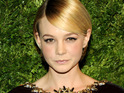 Carey Mulligan talks about living with director Nicolas Winding Refn.