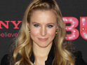 Kristen Bell says she instantly jumped at the chance to work alongside Don Cheadle.