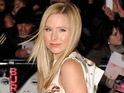 Kristen Bell jokes that Dax Shepard wants to leave her to Pauly D in his will.