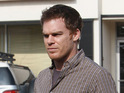 Michael C Hall says that he won't do another TV series for a while.