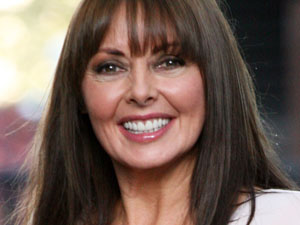Carol Vorderman - The former &#39;Countdown&#39; presenter will be 50 on Christmas Eve