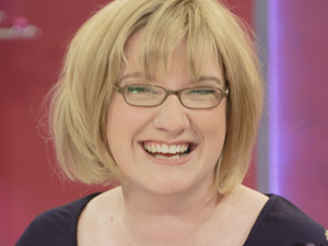Comedian Sarah Millican