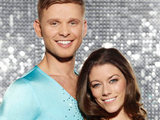 Jeff Brazier and Isabelle Gauthier on Dancing on Ice