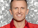 Dominic Cork reveals that he is not bitter about being voted off Dancing On Ice.
