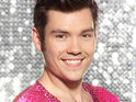 Sam Attwater suggests that he might skate naked this Sunday as part of the latest Dancing On Ice twist.