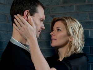 Nick Tilsley and Leanne Battersby (Ben Price and Jane Danson)