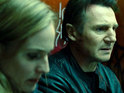 Liam Neeson's new thriller Unknown manages to top the US box office in its opening weekend.