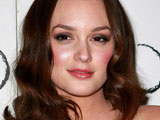 Leighton Meester Hosts a party to celebrate 2010 at The Venetian Resort-Hotel-Casino Las Vegas, Nevada.