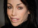 Heidi Fleiss's home 'catches fire'