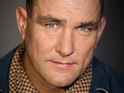 Vinnie Jones reveals details of his villainous role on NBC superhero drama The Cape.