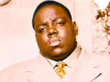Biggie Smalls aka 'The Notorious B.I.G.'