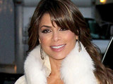 Paula Abdul outside The Ed Sullivan Theater for 'The Late Show with David Letterman'