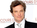 Colin Firth at the Paris Premiere of 'The King's Speech' at UGC Normandie, Paris