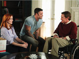 Desperate Housewives S07E11 &#39;Assassins&#39; Bree, Keith and Orson