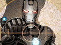 Marvel Comics posts images of War Machine's redesigned armour.