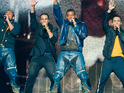 JLS insist that they are determined to be successful for as long as Take That.