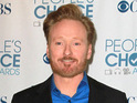 Conan O'Brien wins a walk-on role in How I Met Your Mother at a charity benefit.