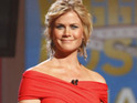 Alison Sweeney pays tribute to the support the contestants give each other.