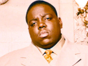 Biggie Smalls aka &#39;The Notorious B.I.G.&#39;