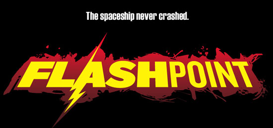 'Flashpoint' teaser from DC Comics