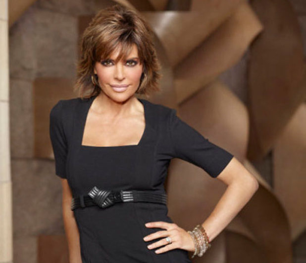 Lisa Rinna on The Celebrity Apprentice