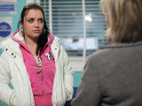 Whitney sneaks off to visit Connor but when she gets there she changes her mind.