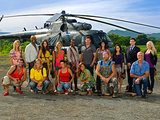 The cast of Survivor Redemption Island