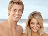 Romeo Smith and Indigo Walker from Home and Away