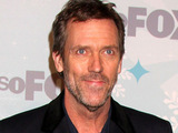 Hugh Laurie at the FOX TCA Winter 2011 Party in California