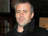 Matt LeBlanc arriving at Scotts restaurant in London