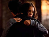 The Vampire Diaries S02E12: Damon and Elena