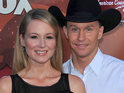 Jewel and Ty Murray hope their young son does not choose a career in rodeo.