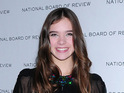 "Hailee Steinfeld says that it's ""overwhelming"" to be nominated for an Oscar."