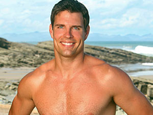 Mike Chiesl in Survivor Redemption Island