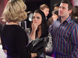 Whitney and Dean head over to Janine who tries to persuade Whitney to come home but she refuses.