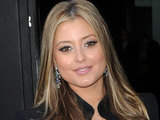 Holly Valance arriving for the One Hyde Park launch event in London