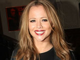 Kimberley Walsh at GB40: Gary Barlow celebrates his 40th Birthday