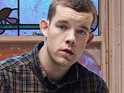 Russell Tovey hints at his guest role in the second series of em>Sherlock.