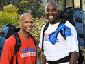 The Harlem Globetrotters talk to DS about their second Amazing Race.