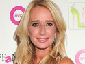 Kim Richards says that life is looking up after leaving rehab.