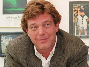 Endemol CEO John De Mol