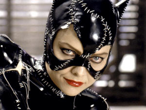 Michelle Pfeiffer as Catwoman in 'Batman Returns'