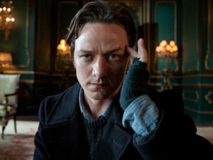 James McAvoy in &#39;X-Men: First Class&#39;