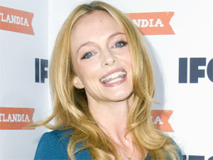 Heather Graham attending a special screening of comedy TV series Portlandia in New York City