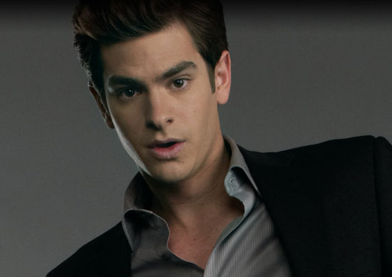 The Big One: Andrew Garfield Picture Special