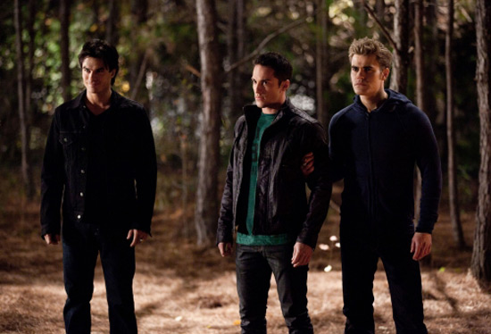 The Vampire Diaries: S02E13: Daddy Issues