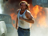 Nicolas Cage as Cameron Poe in 'Con Air'