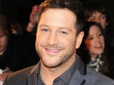 Matt Cardle at the National Television Awards